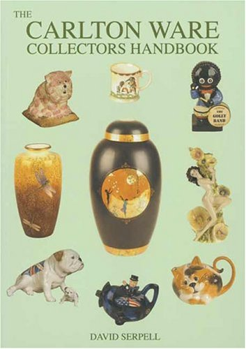 Collecting Carlton Ware By David Serpell