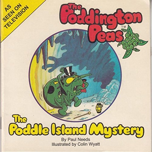 The Poddle Island Mystery By Paul Needs
