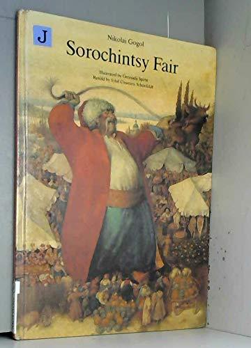 Sorochintsy Fair By Nikolai Vasilievich Gogol