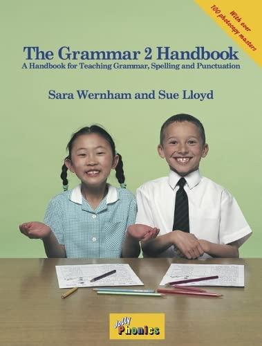 The Grammar 2 Handbook von Sara Wernham
