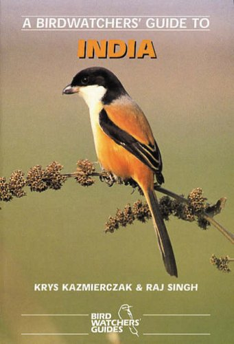 A Birdwatchers' Guide to India By Raj Singh