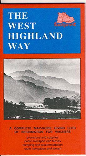 The West Highland Way By Footprint