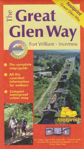 The Great Glen Way By Footprint
