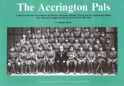 Accrington Pals By William Turner