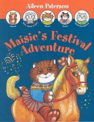 Maisie's Festival Adventure By Aileen Paterson