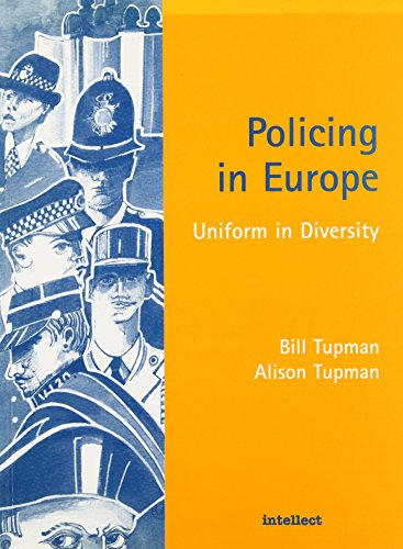 Policing in Europe By Bill Tupman