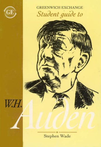 Student Guide to W.H. Auden By Stephen Wade