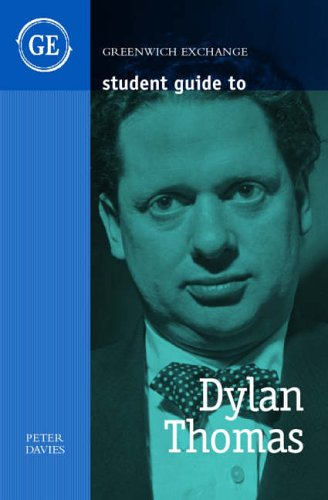 Student Guide to Dylan Thomas By Peter Davies