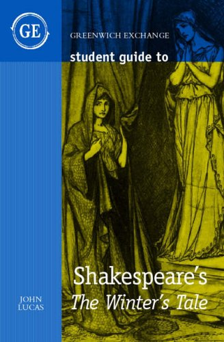 """Student Guide to Shakespeare's """"The Winter's Tale"""" par John Lucas"""