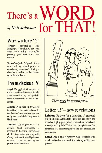There's a Word for That! By Neil Johnson