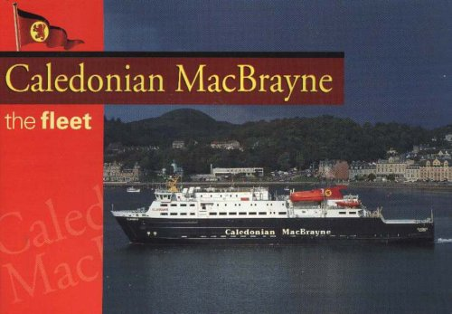 Caledonian MacBrayne By Miles Cowsill