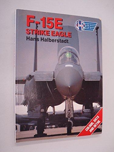 F-15E Strike Eagle By Hans Halberstadt