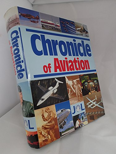 Chronicle of Aviation By Bill Gunston, OBE