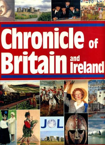 Chronicle of Britain By Henrietta Heald