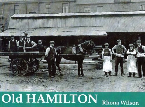 Old Hamilton By Rhona Wilson