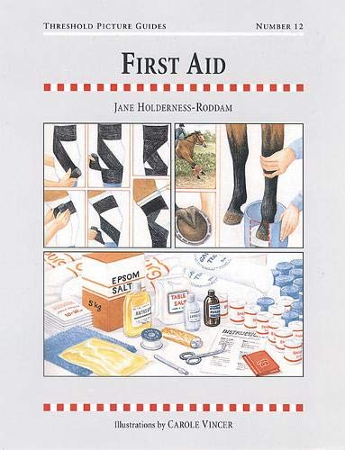 First Aid by Jane Holderness-Roddam