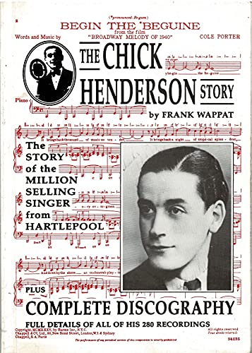 The Chick Henderson Story By Frank Wappat