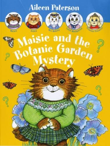 Maisie and the Botanic Garden Mystery by Aileen Paterson