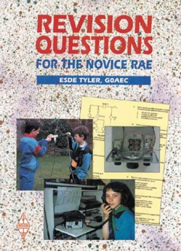 Revision Questions for the Novice RAE by Esde Tyler