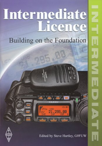 Intermediate Licence: Building on the Foundation by Steve Hartley
