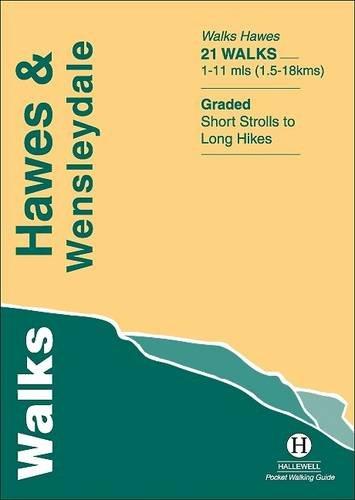 Walks Hawes and Wensleydale By Richard Hallewell