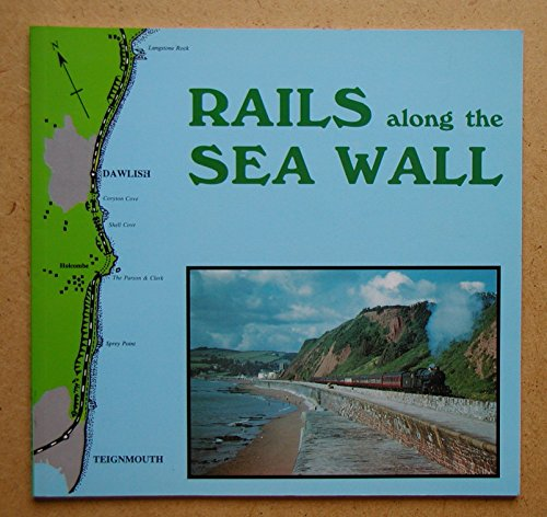 Rails Along the Sea Wall By Peter Kay