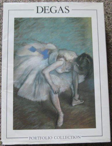 Degas: The Portfolio Collection By Tom Schneiders