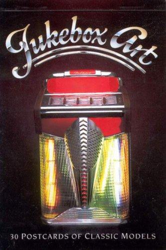 Jukebox Art: 30 postcards of classic models