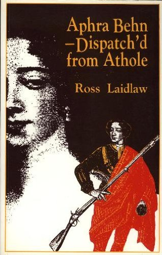 Aphra Behn By Ross Laidlaw