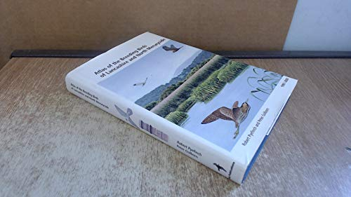 The Atlas of the Breeding Birds of Lancashire and North Merseyside By Robert Pyefinch