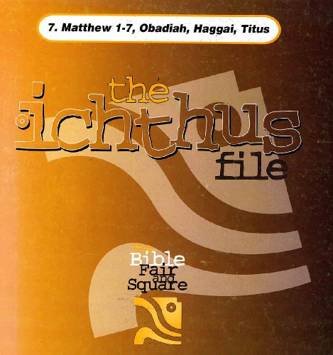 The Ichthus File
