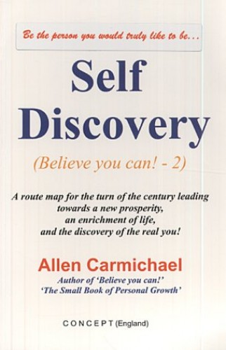 Self Discovery By Allen Carmichael