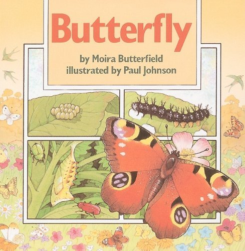 Butterfly (Nature chains) By Moira Butterfield
