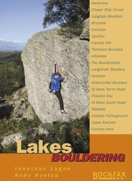 Lakes Bouldering By Jonathan Lagoe
