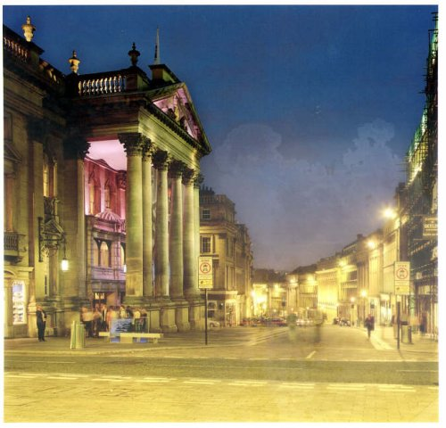 Newcastle's Grainger Town: An urban renaissance (Informed Conservation) By David Lovie