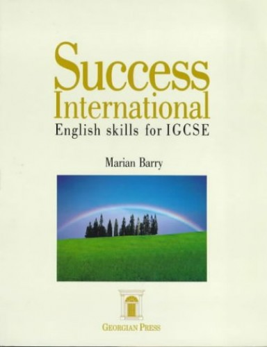 Success International By Marian Barry
