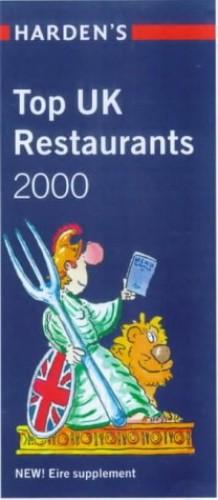 Harden's Top UK Restaurants By Richard Harden