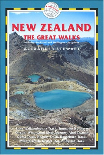 New Zealand Great Walks by Alex Stewart