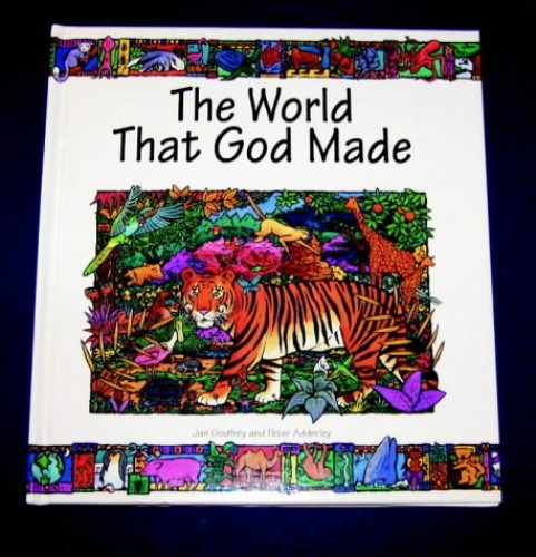 The World That God Made By Jan Godfrey