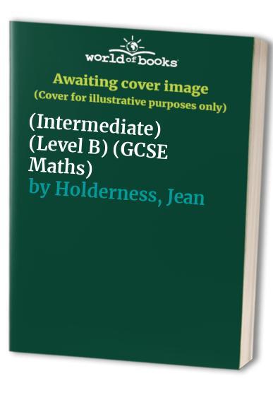 GCSE Maths By Jean Holderness