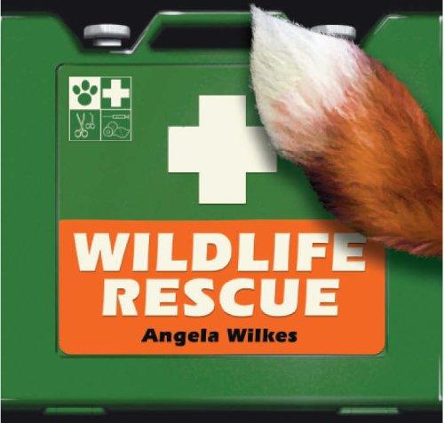 Wildlife Rescue By Angela Wilkes