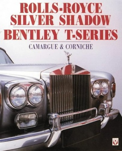 Rolls Royce Shadow and Bentley T-Series By Malcolm Bobbitt