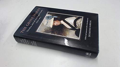 The Grove Diaries By Desmond Hawkins