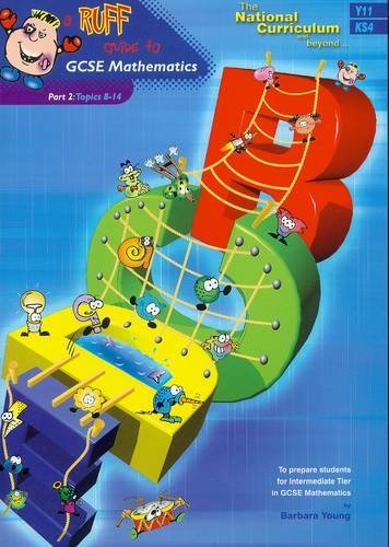 A-Ruff-Guide-to-GCSE-Mathematics-Y11-Topics-8-by-Young-Barbara-1874428891