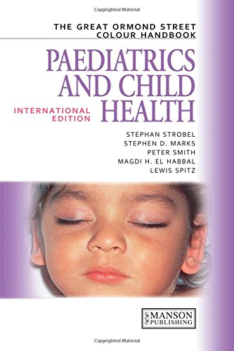 The Great Ormond Street Colour Handbook of Paediatrics and Child Health by Magdi H. El Habbal