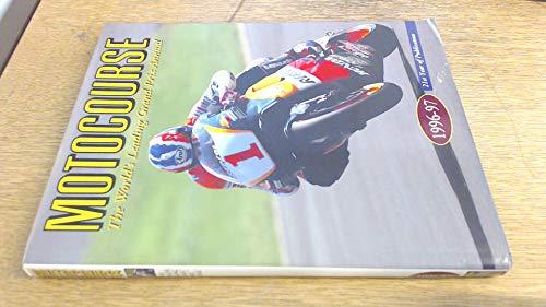 Motocourse By Volume editor Michael Scott