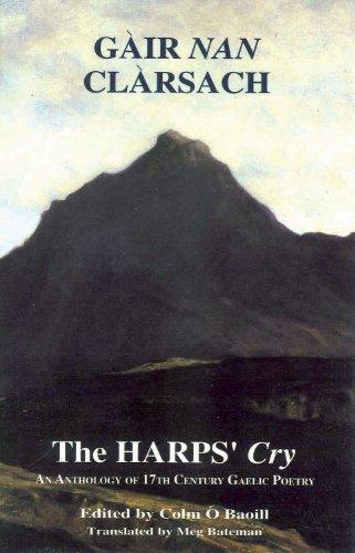 Gair nan Clarsach - The Harps' Cry By Colm O Baoill