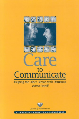 Care to Communicate By Jennie Powell