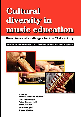 Cultural Diversity in Music Education By Patricia Shehan Campbell