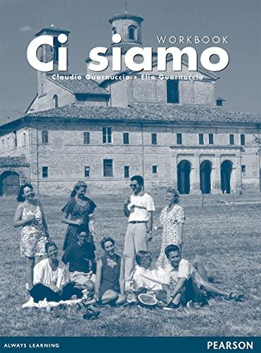 Ci siamo Workbook By Claudio Guarnuccio